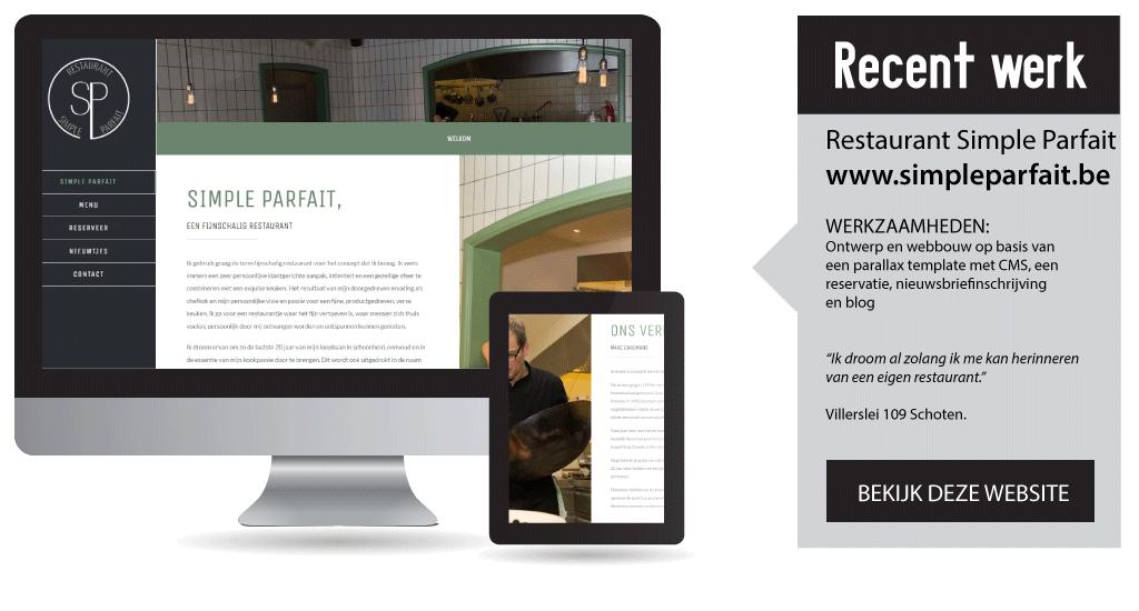 portfolio-website-simple-parfait